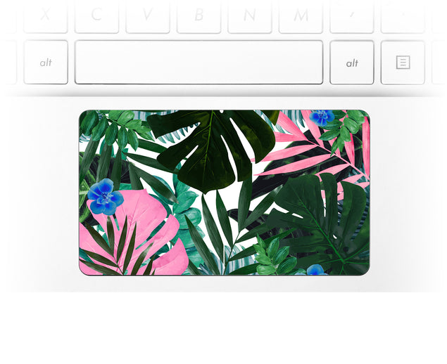 Jungle Times Laptop Trackpad Sticker