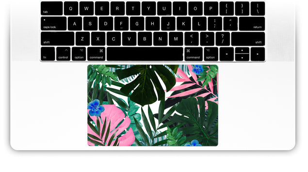 Jungle Times MacBook Trackpad Sticker