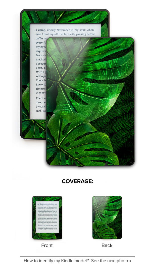 Jungle Tango Kindle Skin