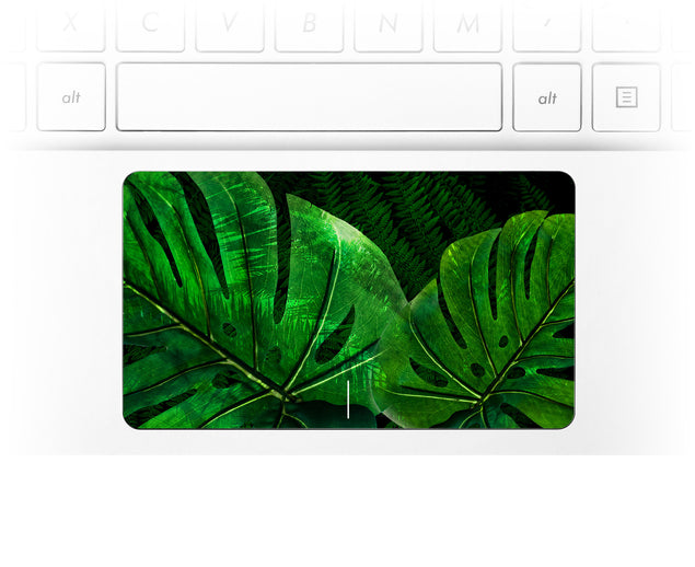 Jungle Tango Laptop Trackpad Sticker