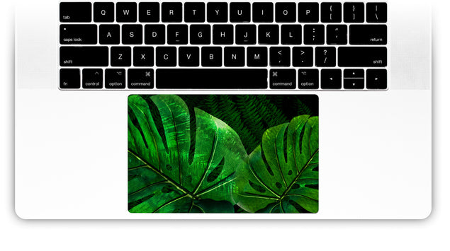 Jungle Tango MacBook Trackpad Sticker
