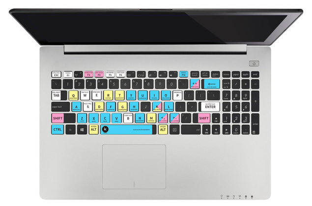 Microsoft Powerpoint Keyboard Shortcuts Sticker at Keyshorts.com