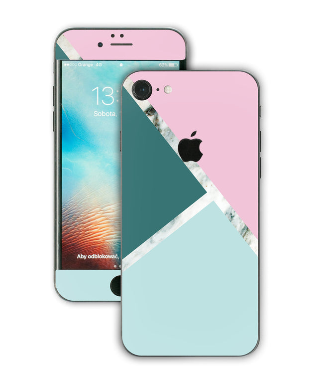 Millennial Trio iPhone Skin