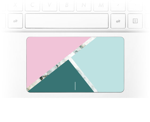 Millennial Trio Laptop Trackpad Sticker