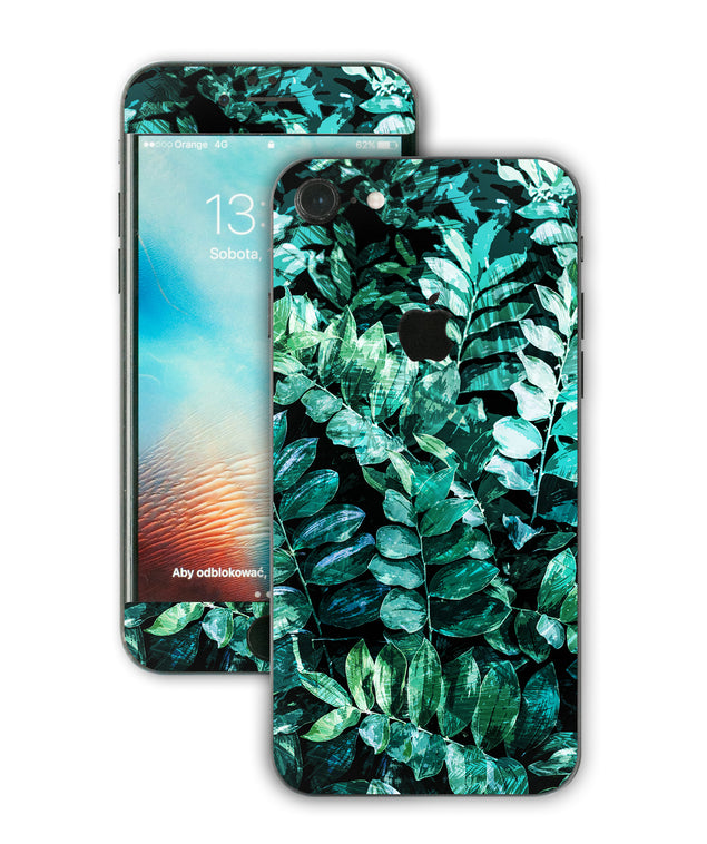 Mineral Leaves iPhone Skin