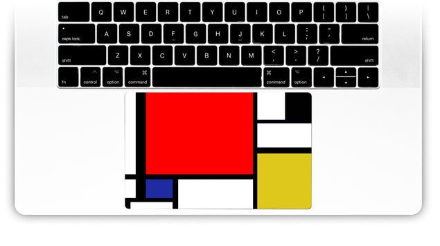 Modernist Dream MacBook Trackpad Sticker