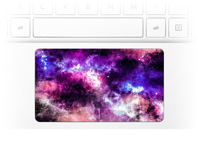 Moon Dust Laptop Trackpad Sticker