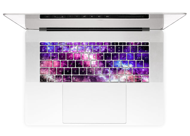 Moon Dust MacBook Keyboard Stickers alternate