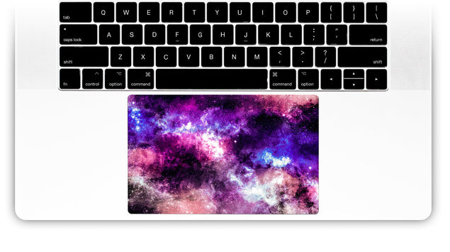 Moon Dust MacBook Trackpad Sticker
