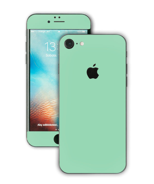 Neo Mint iPhone Skin