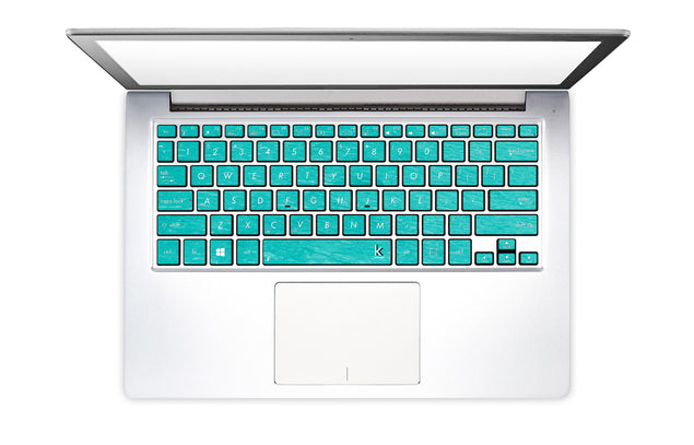 No regret Laptop Keyboard Stickers