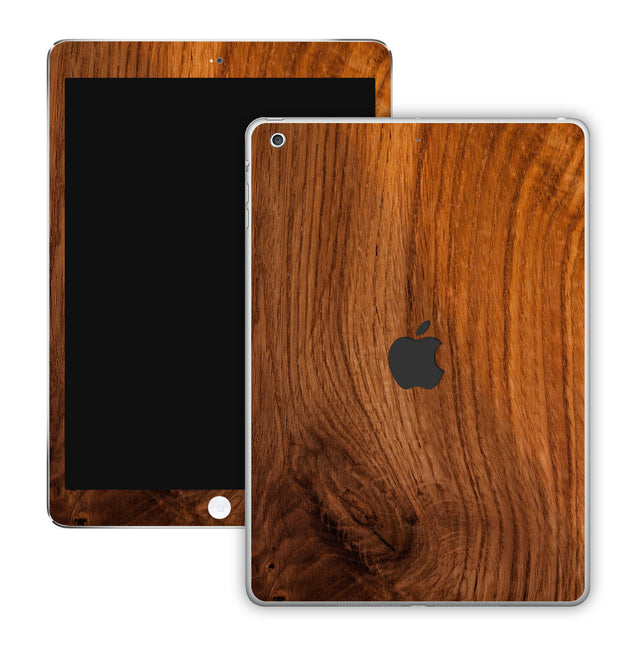 Old Wood iPad Skin