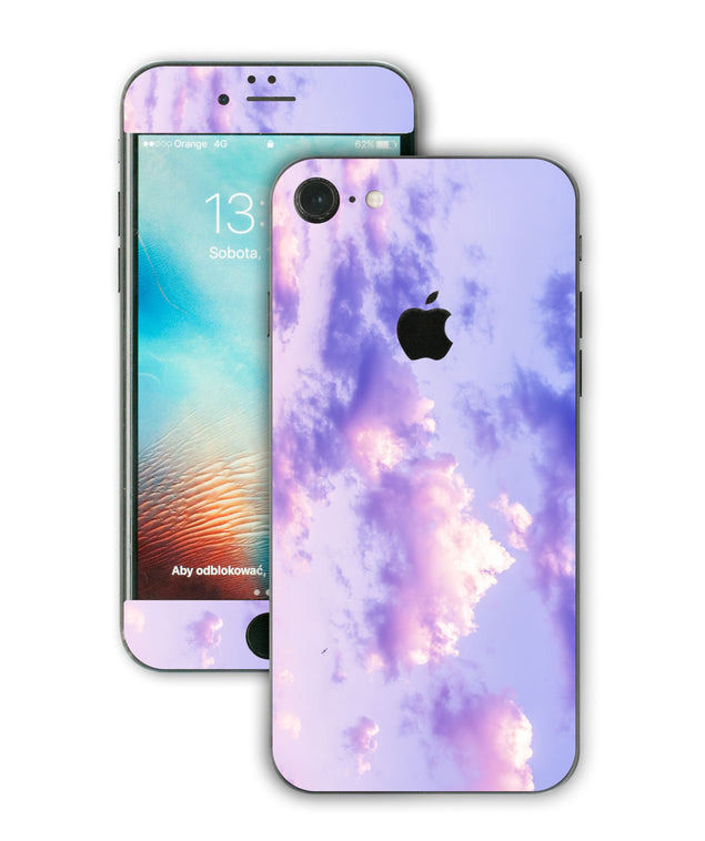 One Bird Sky iPhone Skin