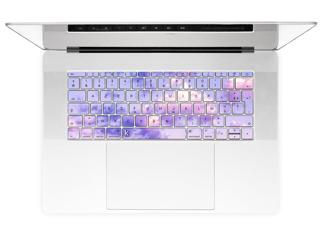 One Bird Sky MacBook Keyboard Stickers alternate