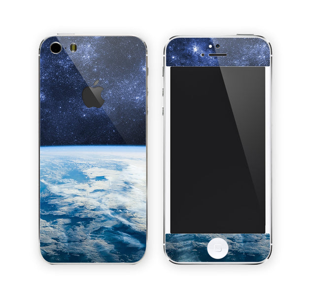 Pale Blue Dot iPhone Skin at Keyshorts.com