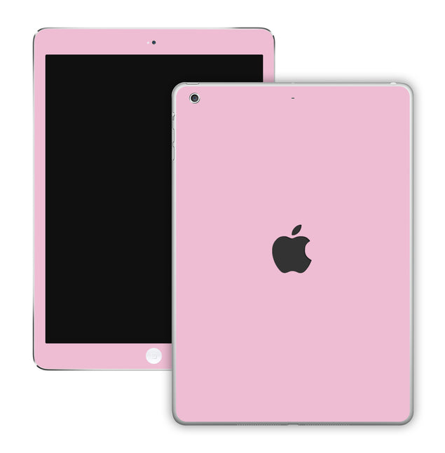 Powder Pink iPad Skin