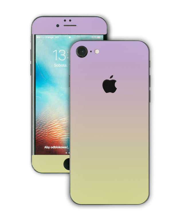 Purpurella Ombre iPhone Skin