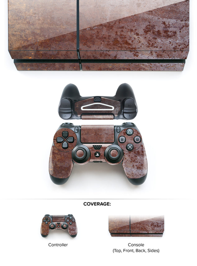 Rust PS4 Skin at Keyshorts.com