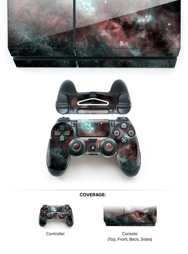 Rustdust PS4 Skin at Keyshorts.com