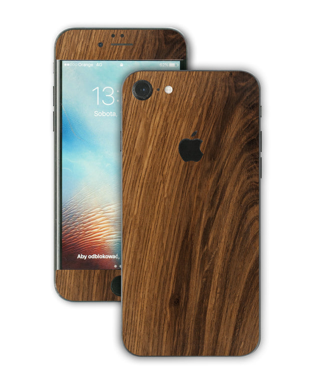 Rustic Wood iPhone Skin