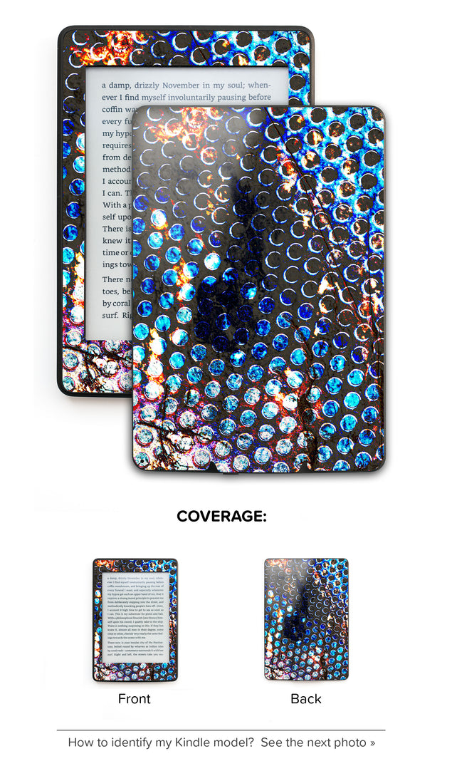 San Diego Night Kindle Skin