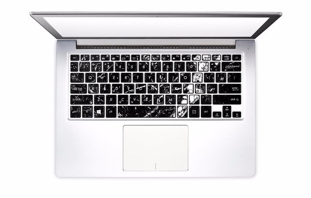 Brani Marble Laptop Keyboard Decal