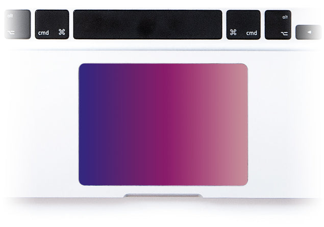 September Wine MacBook Trackpad Sticker alternate