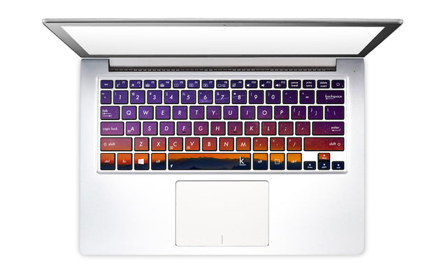 Silent Star 2 Laptop Keyboard Decal