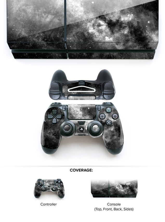 Silverdust PS4 Skin at Keyshorts.com