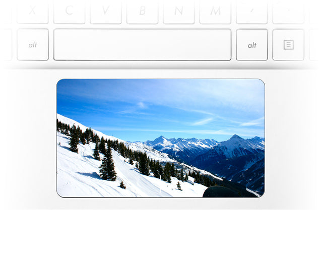 Snowboard Soul Laptop Trackpad Sticker