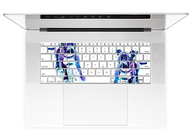 Staffy Dust MacBook Keyboard Stickers alternate