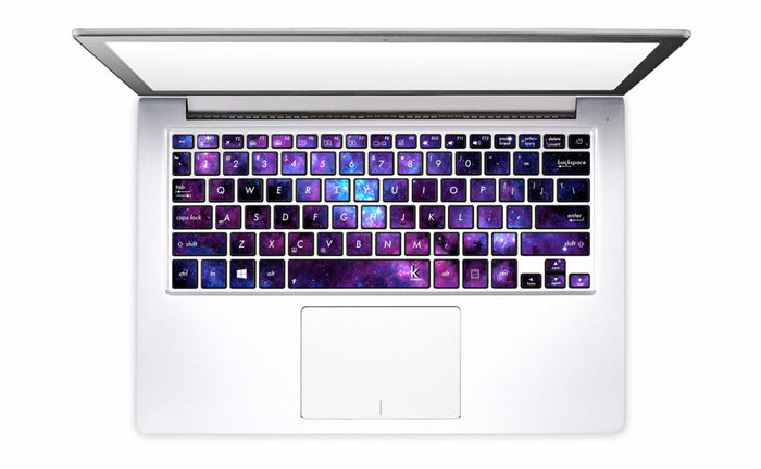 picture about Printable Keyboard Stickers identify Keyboard Stickers for MacBook, Asus, Dell, HP Keyshorts