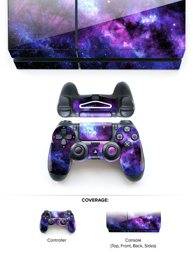 Stardust PS4 Skin at Keyshorts.com
