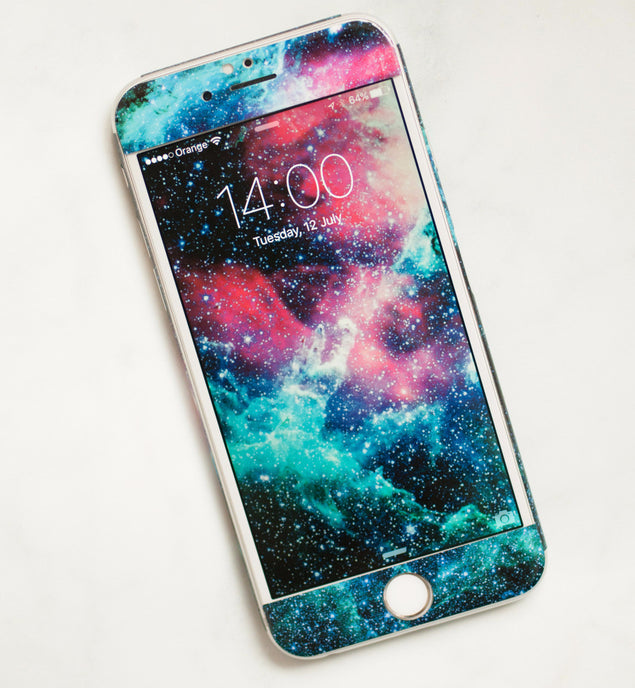 Stellar iPhone Skin at Keyshorts.com - 4
