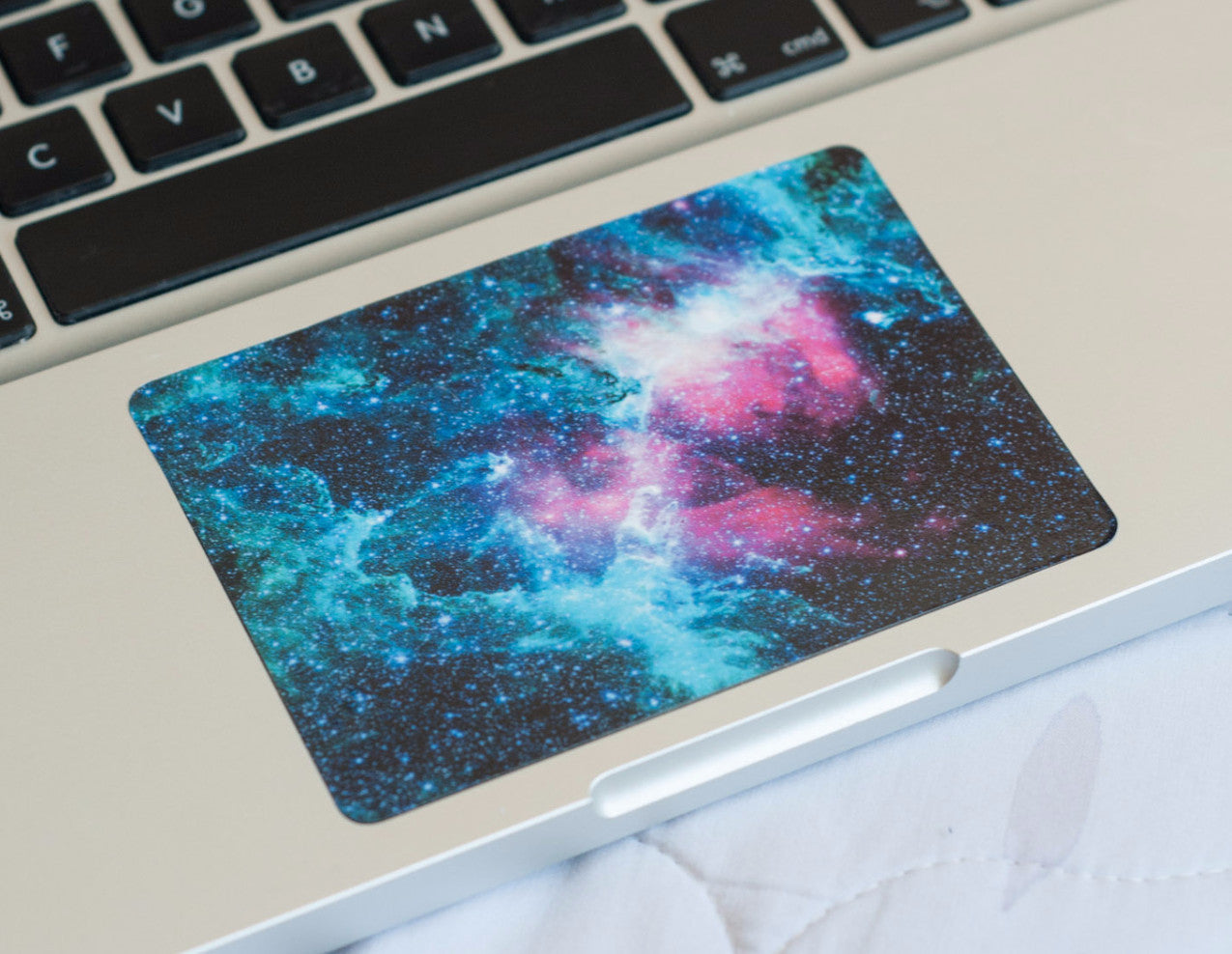 Macbook Trackpad Sticker Stellar Keyshorts