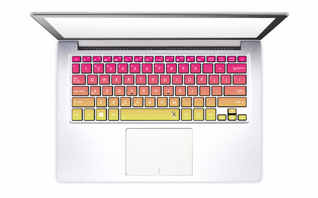Summer Forever Laptop Keyboard Decal
