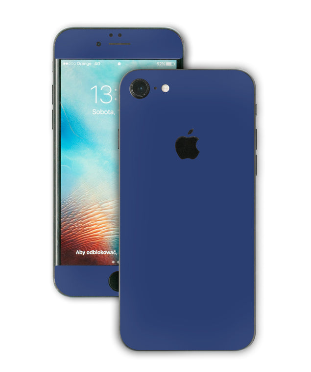 Sunrise Navy iPhone Skin