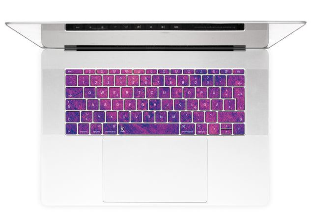 Teen Gin MacBook Keyboard Stickers alternate