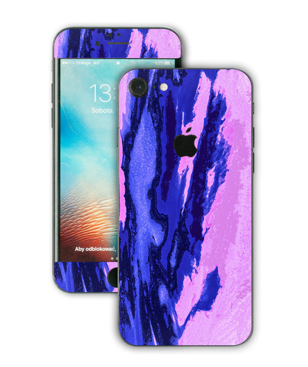 The tourist iPhone Skin