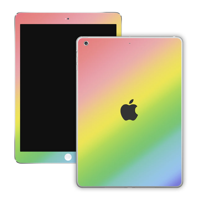 Unicorn Ombre iPad Skin