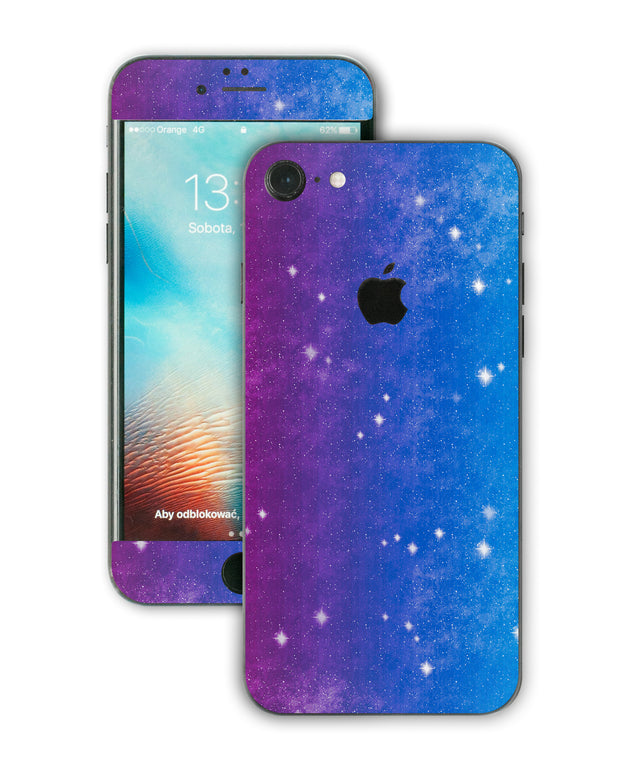Vintage Galaxy iPhone Skin