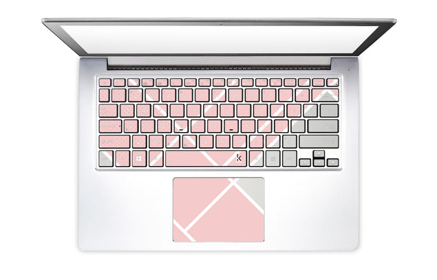 Weekend Avenue Laptop Keyboard Stickers
