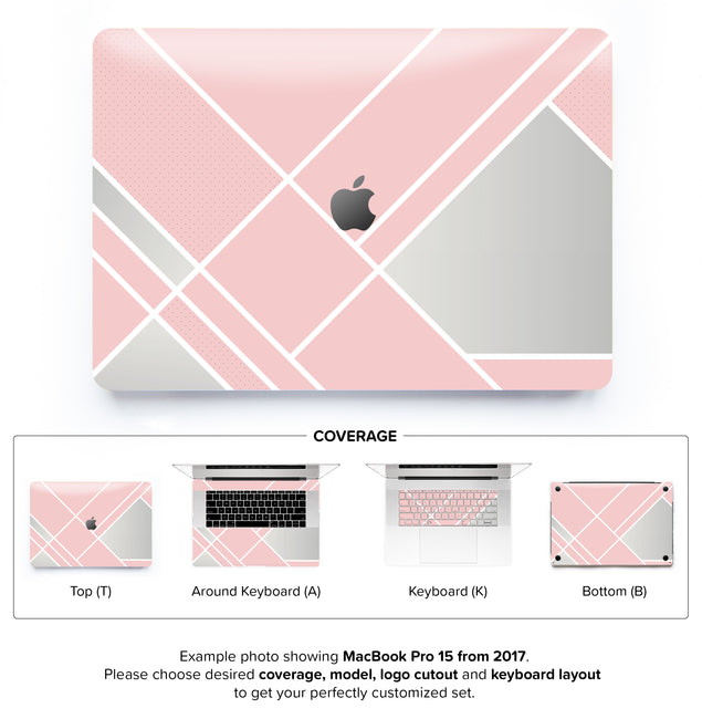 Weekend Avenue MacBook Skin