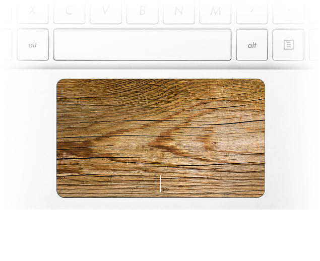 Woody 3 Laptop Trackpad Sticker