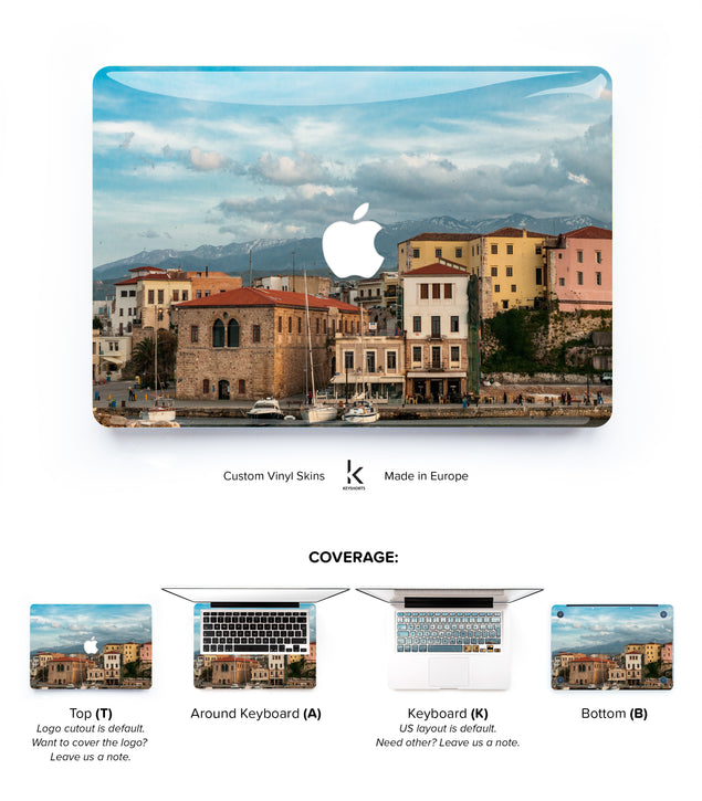 Xania MacBook Skin