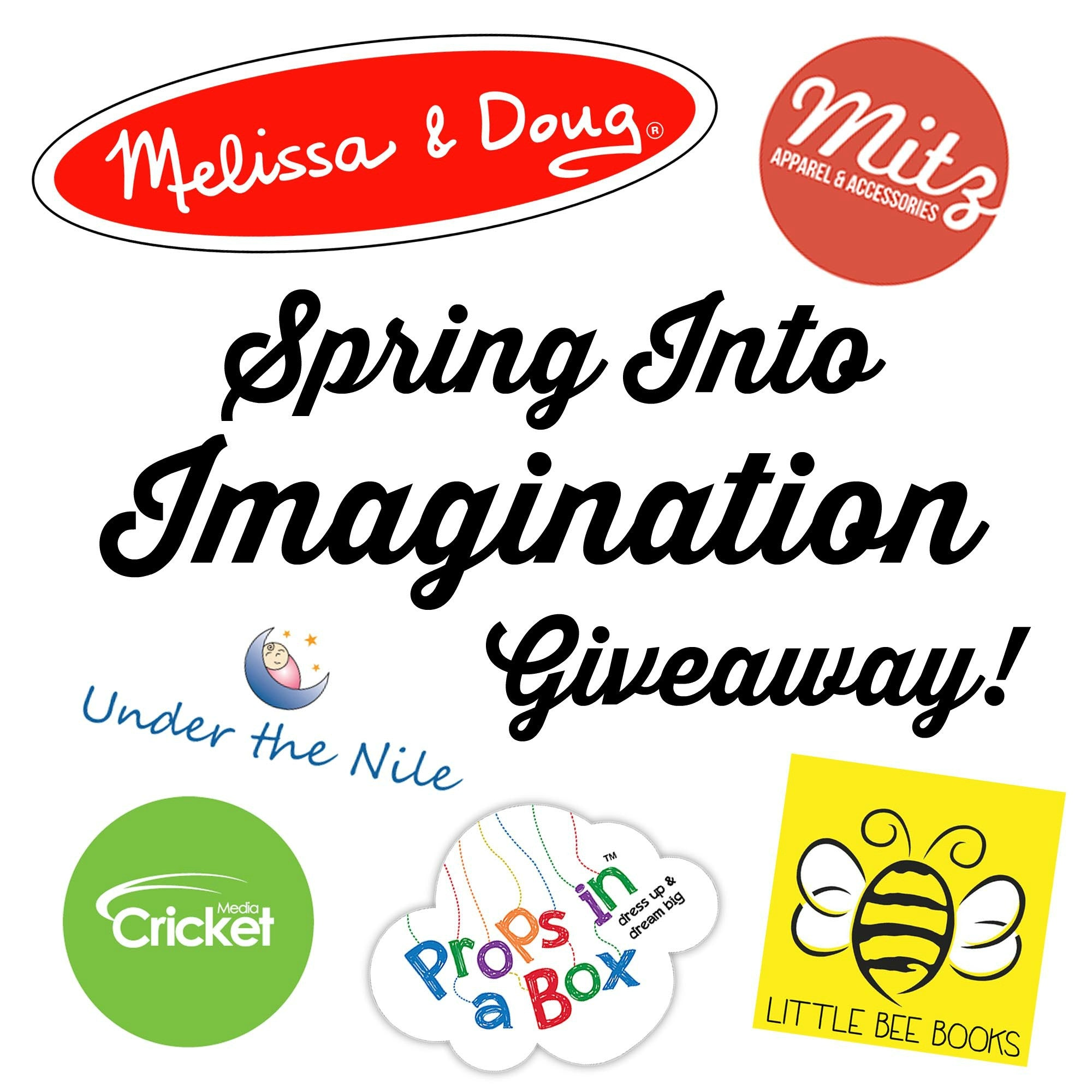 Spring into Imagination Giveaway!