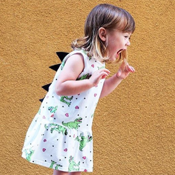 Cute, Fun and Awesome Kids & Toddler Dresses