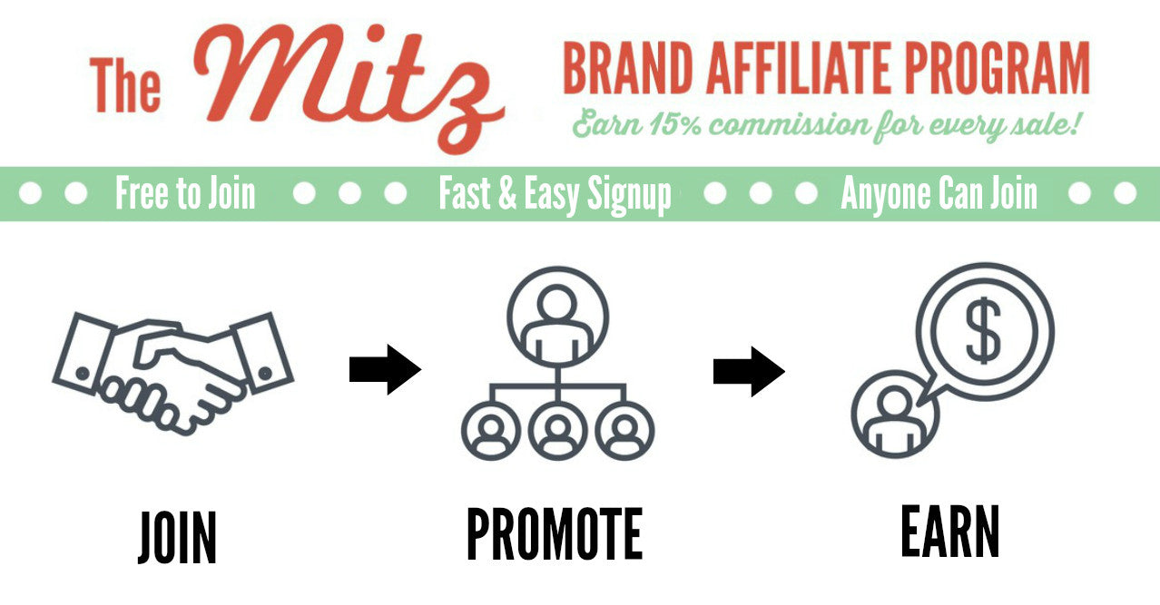 Join the Mitz Accessories Brand Affiliate Program