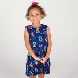 Sprinkles, Numbers & Math Kids Dress