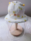 Baby Hat With Detachable Anti-Fog Shield - Snow Heart - SHIPS SAME DAY!